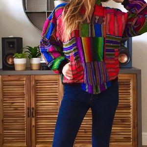 Vtg 90s Guatemalan Jacket